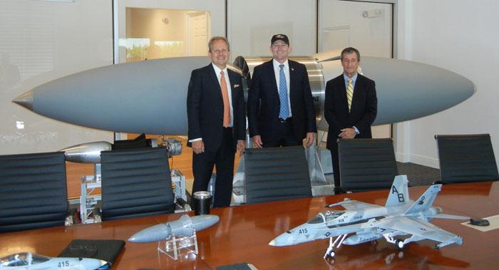 United States Congressman Murphy visits ATGI