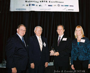 2007 National Tibbetts Award in Washington D.C.